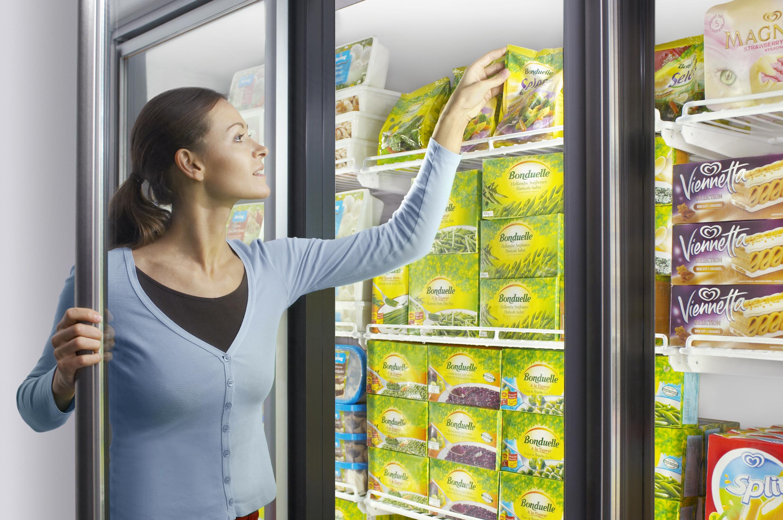 La prestazione dei banchi frigoriferi zerosottozero