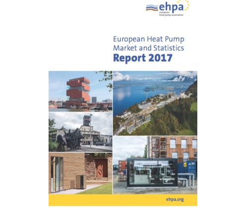 Pompe di calore in Europa: raggiunta quota 1 milione