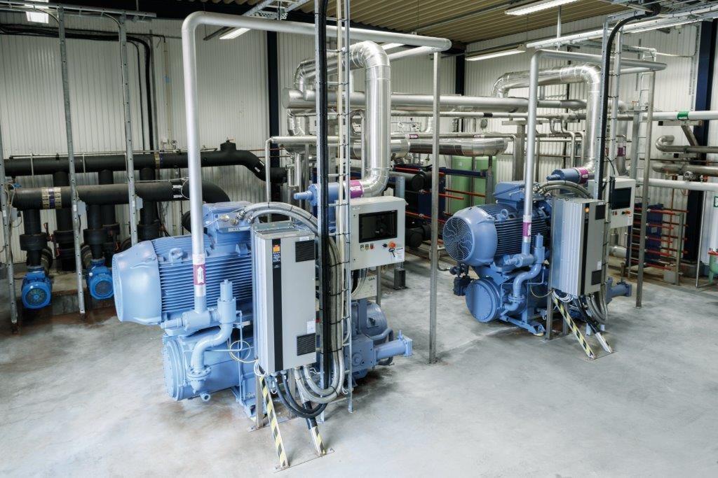 Unità con compressore GEA installate