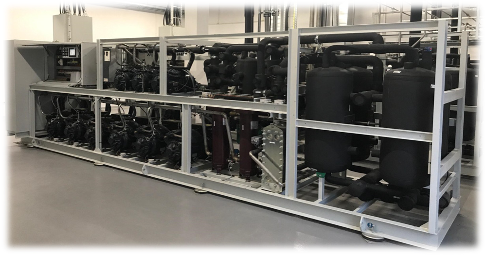 La scelta dell'R744 nella refrigerazione industriale