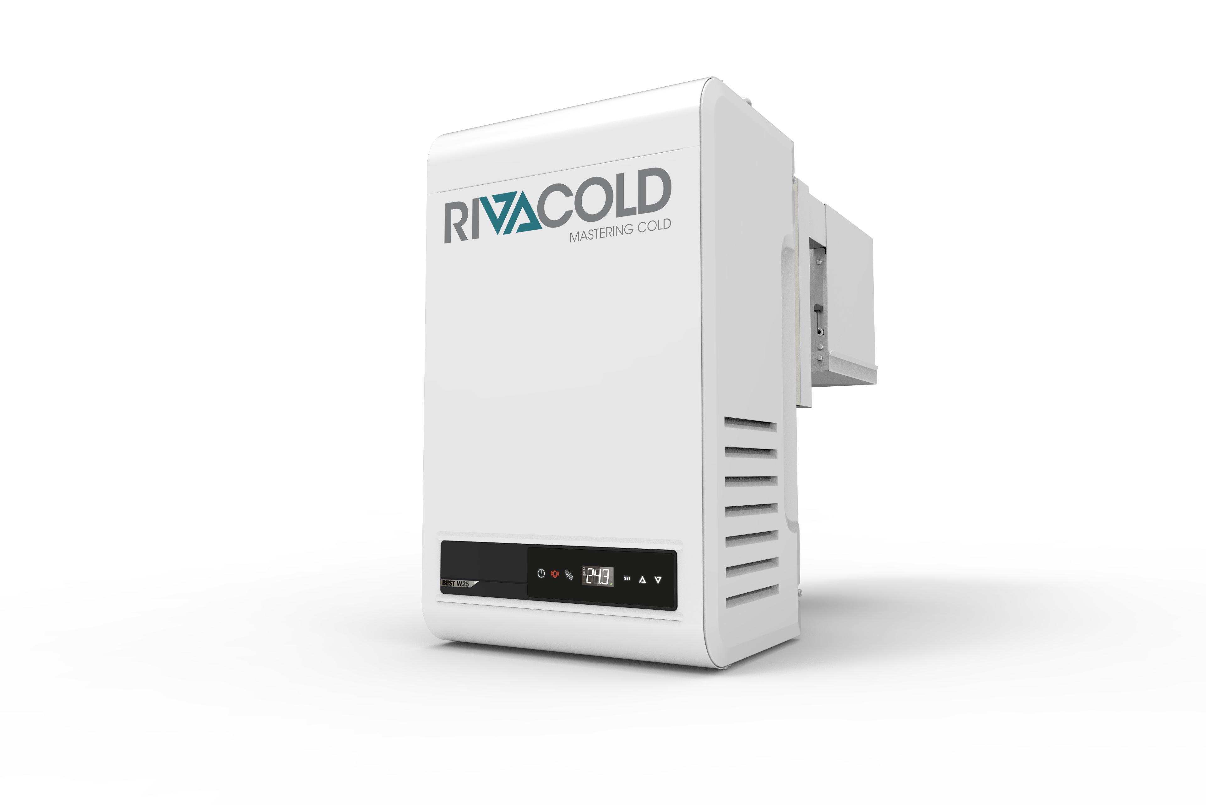 Rivacold sceglie la tecnologia più all'avanguardia nel suo prodotto storico: il Blocksystem diventa BEST