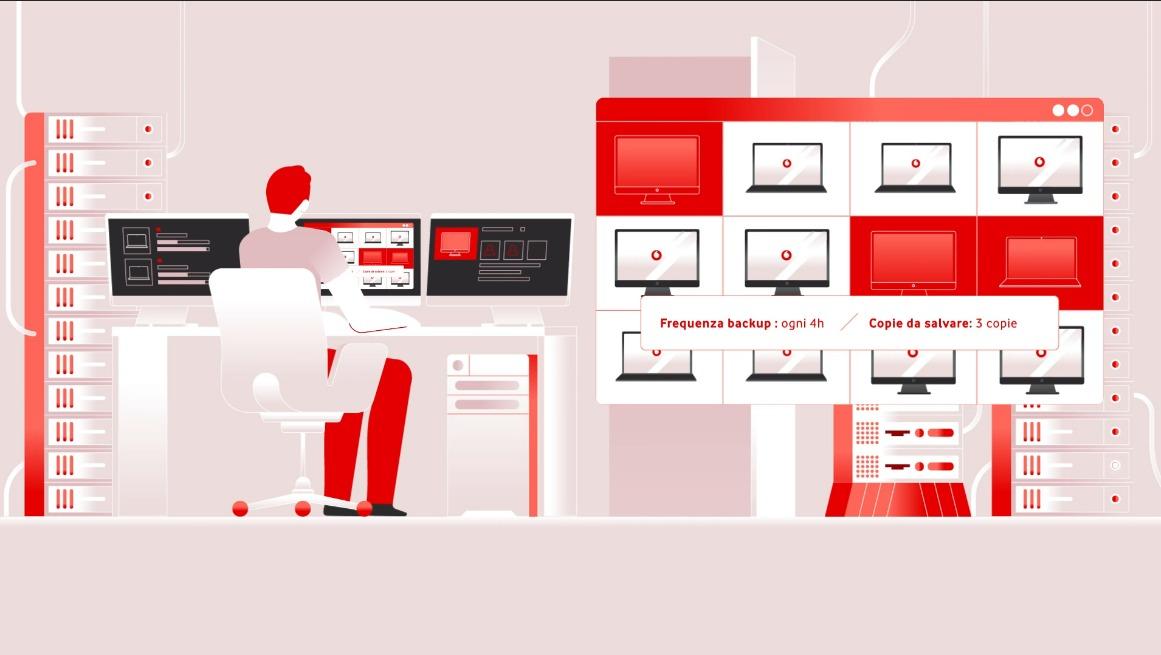 Vodafone-cloud-backup